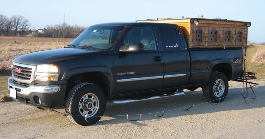 Build A Truck >> How To Build A Dog Box For A Truck Mighty Guide